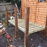 Decking company muswell hill n10 02