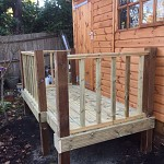 Decking company muswell hill n10 04