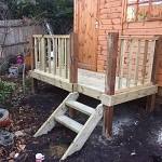 Decking company muswell hill n10 06