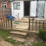 Decking installation whetstone north london 01