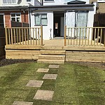 Decking installation whetstone north london 08