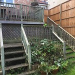 Decking refurbishment north finchley n12 london 01