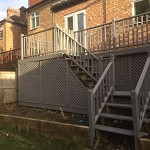 Decking refurbishment north finchley n12 london 05