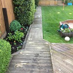 Decking repair golders green north london 03