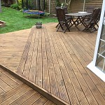 Decking repair golders green north london 07
