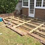 Decking hampstead nw3 north london 06