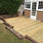 Decking hampstead nw3 north london 08