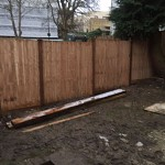 Fencing and paving archway n19 north london 06