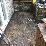 Fencing and paving archway n19 north london 12