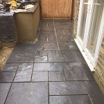 Fencing and paving archway n19 north london 14
