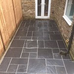 Fencing and paving archway n19 north london 15