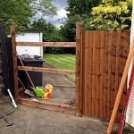 Fencing north finchley n12 north london 3