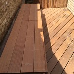 Hardwood decking acton w3 london 7
